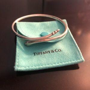 Tiffany&Co sterling silver snake bracelet